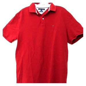 Tommy Hilfiger classic Polo size L